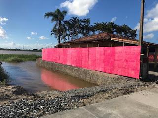 Centro de Instrução Náutica, Museu do Mar, Mirante, Espaço do Artesão e Lanchonetes fazem parte das obras de requalificação turística