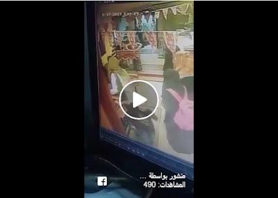 بالفيديو: فضيحة مطعم أم حسن مع المنتقبات 2017 وتفاصيل خطيرة