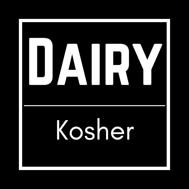 Dairy Kosher Labels You Can Print At Home | Free Jewish Printables | Kitchen And Food Tags