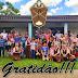 Irmãs Discípulas realizam confraternização para os voluntários que servem no Centro Social em Campo Verde - MT
