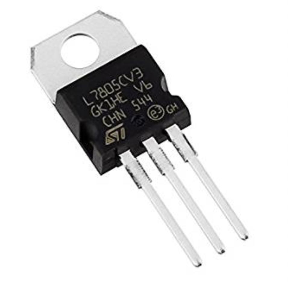 5v To 22v 1a By Ic 7805 It Easy To Make Circuit And Low Cost Too