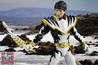 Power Rangers Lightning Collection Dino Thunder White Ranger 57