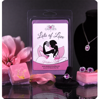 Lots of Love - Mother's Day (Morocco Orchid & Pink Amber)