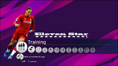 PES 2013 Eleven Star Patch Update Season 2019/2020