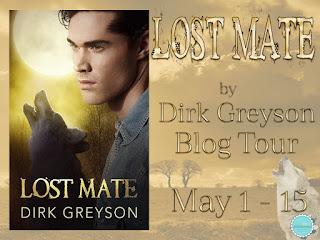 Blog Tour: Guestpost, Excerpt & Giveaway Dirk Greyson - Lost Mate