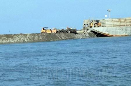 Nelayan Desak Bangun Rambu Alur di Laut Belawan