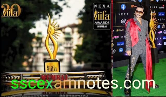 iifa awards 2019 (आईफा 2019)