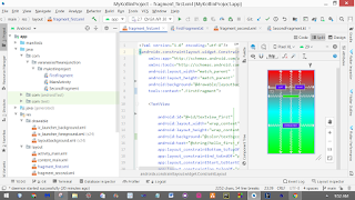 Varanasi Software Junction: Android Studio Layout