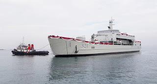 LST KRI Teluk Lada-521