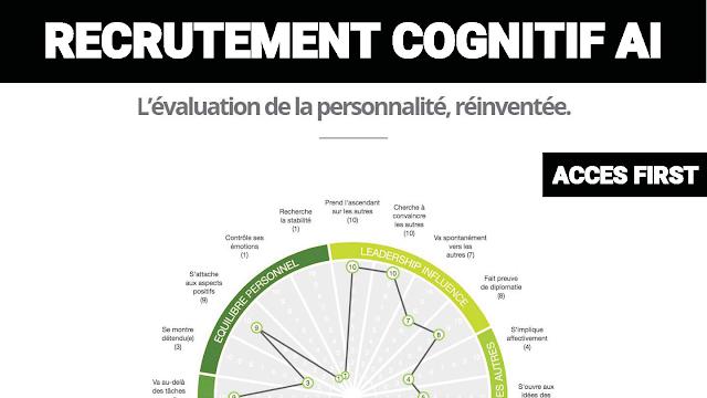 recrutement cognitif AI