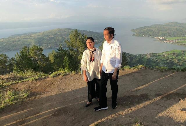 Jokowi Tak Segan Cabut Izin Perusahaan yang Cemari Danau Toba