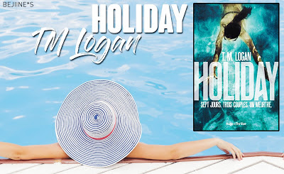 Blog PurpleRain - Livre : Holiday - TM Logan