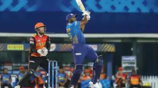 MI vs SRH 9th Match IPL 2021 Highlights