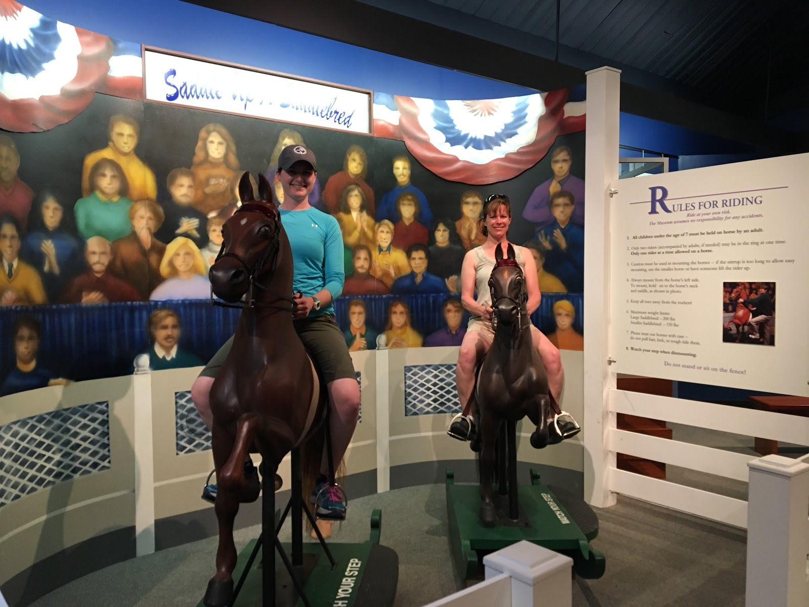 Pony Express: Kentucky: Day 5 & 6