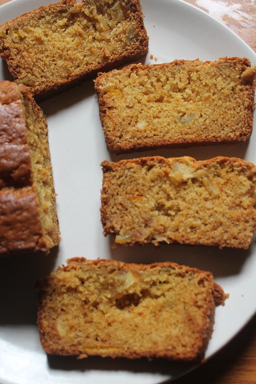 What is a recipe for orange marmalade cake?
