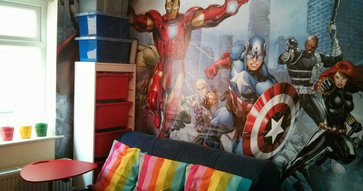 Dulux Avengers Bedroom In A Box: A Mothers Ramblings: Dulux Bedroom In A Box