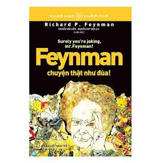 Feynman Chuyện Thật Như Đùa (Tái Bản) ebook PDF EPUB AWZ3 PRC MOBI