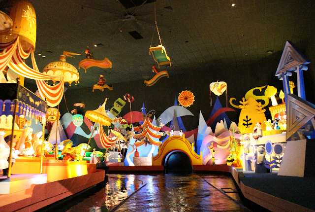 It's a Small World no Magic Kingdom em Orlando