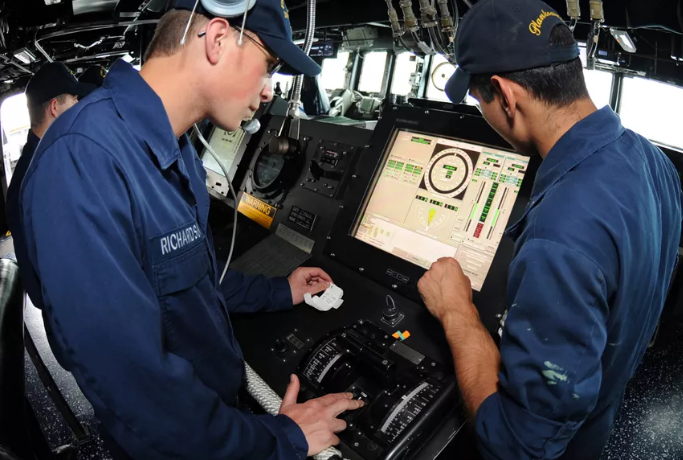 The US Navy will replace its touch screen controls with mechanical controls on its destroyers