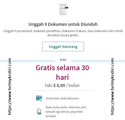 Cara Download Dokumen diScribd3