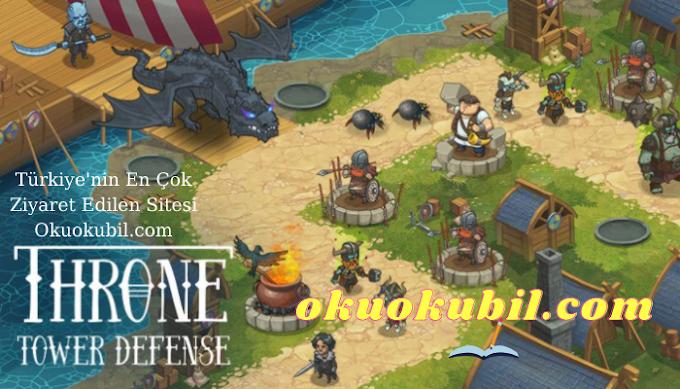 Throne Offline 1.0.65 Towers, Sınırsız Para Hileli Mod Apk İndir