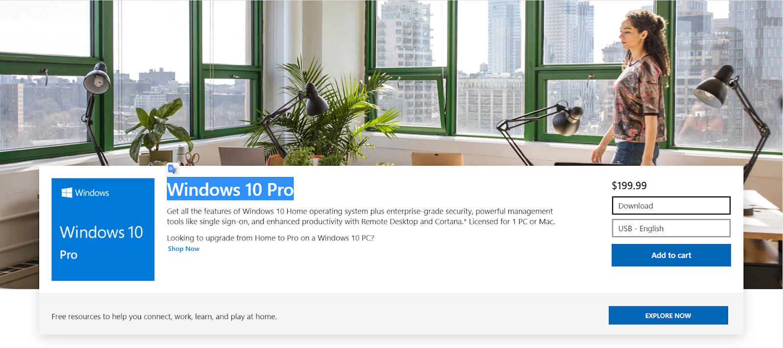How to Buy Windows 10 and Activate from Official Site
