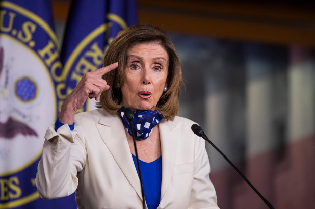 Pelosi says it's 'essential' for illegal immigrants to get health benefits