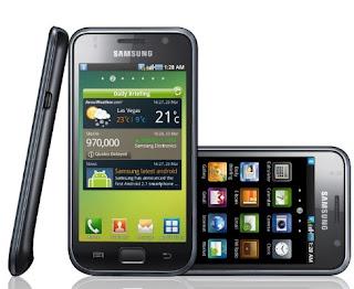 Spesifikasi Samsung I9000 Galaxy S1