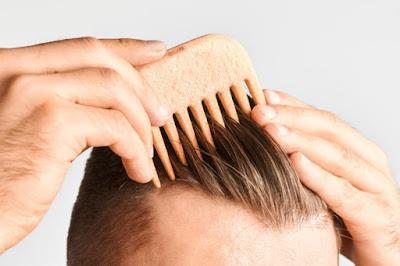 rambut sihat