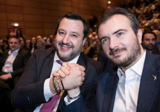 """Riccardo Molinari: """"Se Governo è politico, Salvini ministro scelta logica"""""""