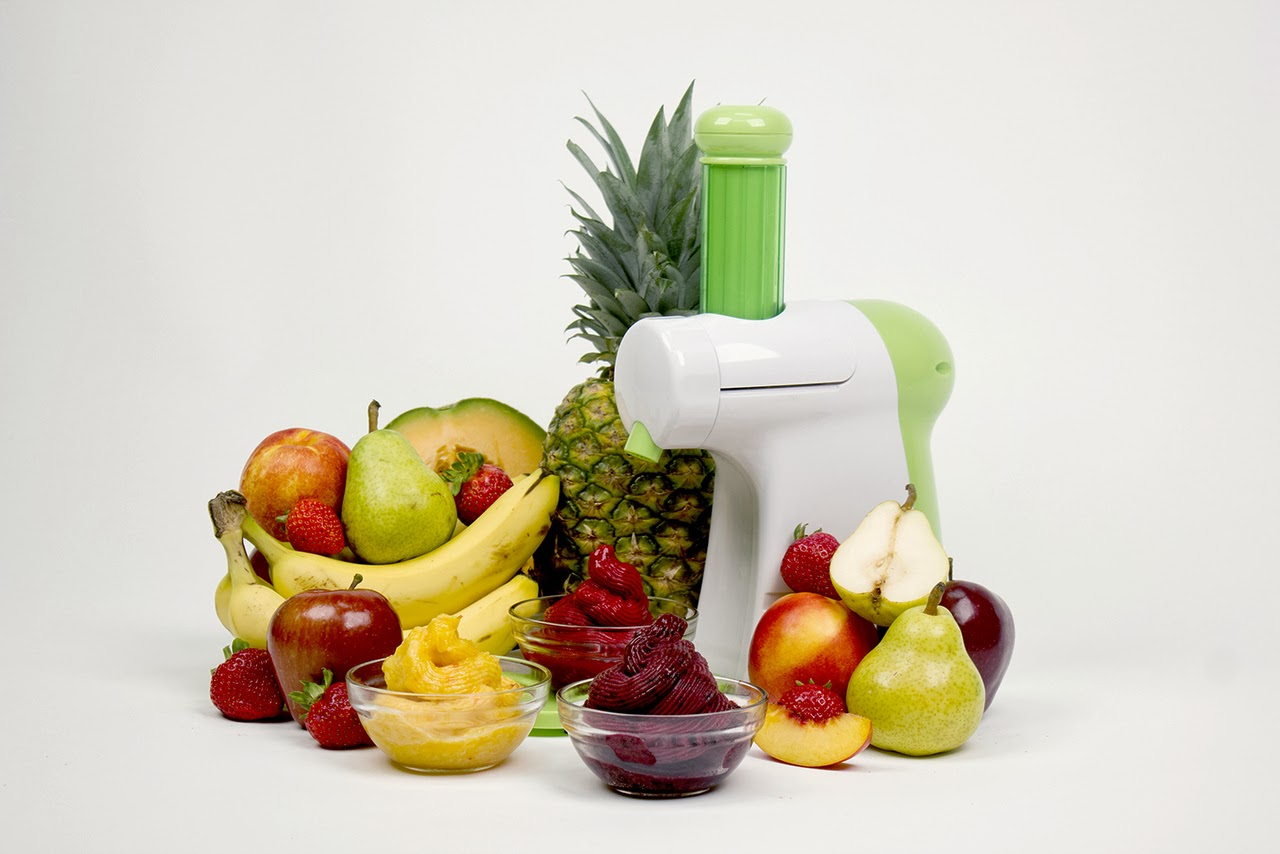 Enter to win a Fruiti Freeze Machine. Giveaway ends 12/24.