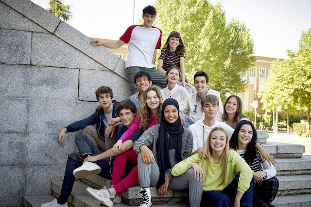 'SKAM España' cuarta temporada
