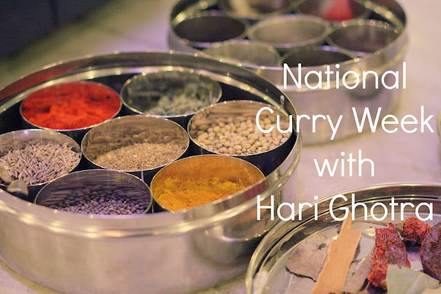 Hari Ghotra National Curry Week