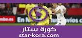 نتيجة وملخص مباراة فياريال واشبيلية بث مباشر كورة اون لاين لايف 22-06-2020  يلا شوت الدوري الاسباني