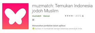 Muzmatch - Aplikasi cari jodoh islami