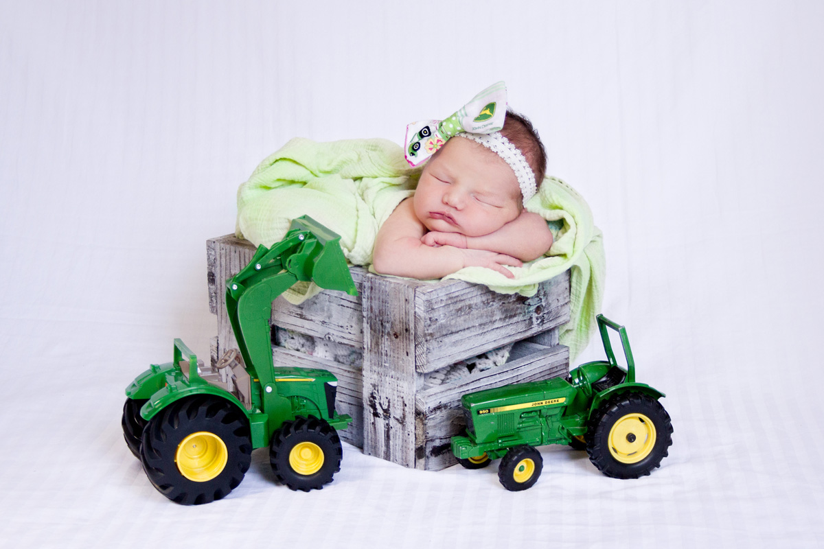 Little Tractor Babe
