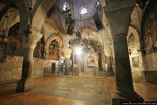 iglesia del santo sepulcro jerusalen
