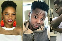 Kizz Daniel, Chidinma Replies A Fan Who Wants To 'Suck' Her Lips Nicely