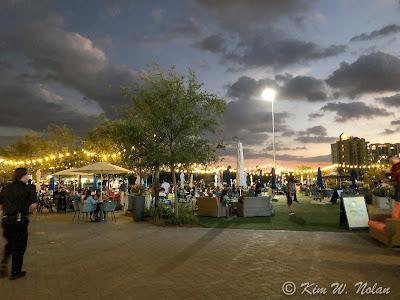 Sparkman Wharf Tampa Florida