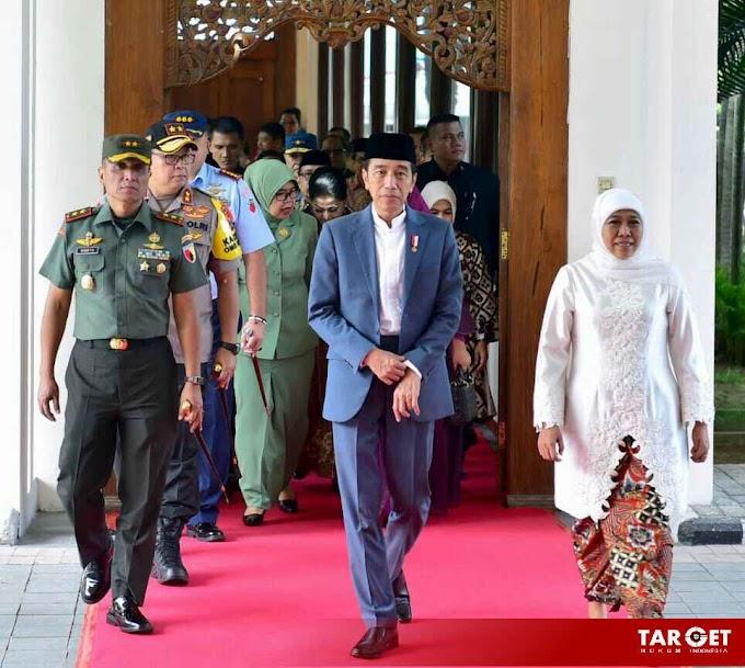 Kunjungan Kerja ke Jawa Timur, Presiden Joko Widodo Akan Bagikan 3.000 Sertifikat Tanah di Gresik