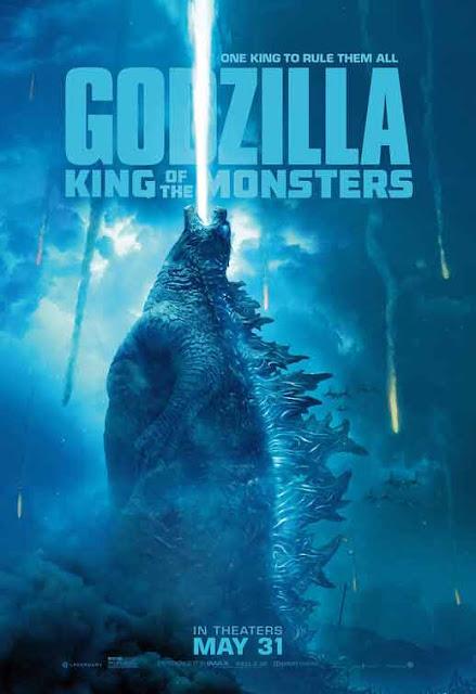 الإصدارات العالية الجودة HD في شهر أغسطس 2019 August  Godzilla: King of the Monsters