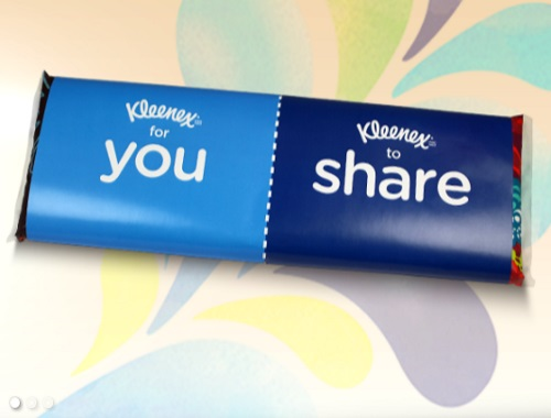 Kleenex Free Share Packs