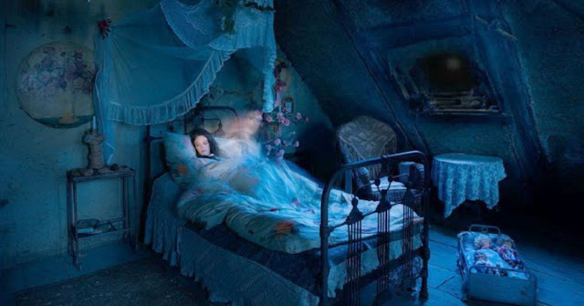 Deceased Loved Ones Come To See You In Your Dreams