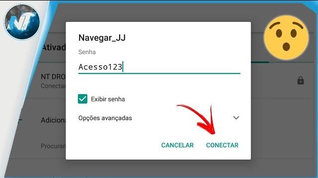 Como Descobrir senha de wi-fi já conectado no celular