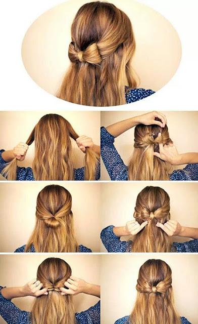 37 Ideas de Peinados para Cabello Largo Fáciles Rápidos y  - peinados naturales pelo largo