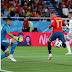 España ganó su grupo con un empate sobre la hora ante Marruecos