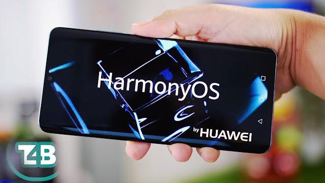 نظام هواوي الجديد Harmony OS 2020