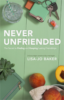 Never Unfriended book cover