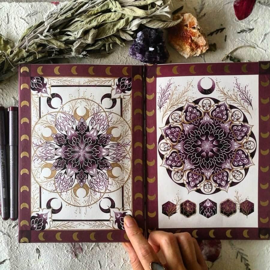 02-Purple-Claire-Chi-www-designstack-co