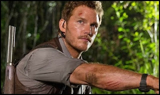 Chris Pratt: Owen (Jurassic World, 2015)